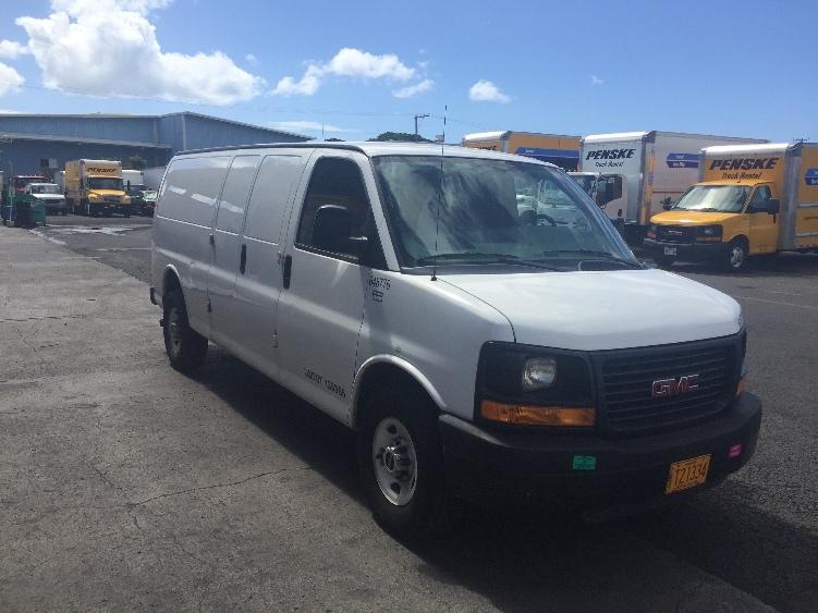 Cargo Van (Panel Van)-Light and Medium Duty Trucks-GMC-2012-Savana G23705-TORRANCE-CA-67,945 miles-$18,000