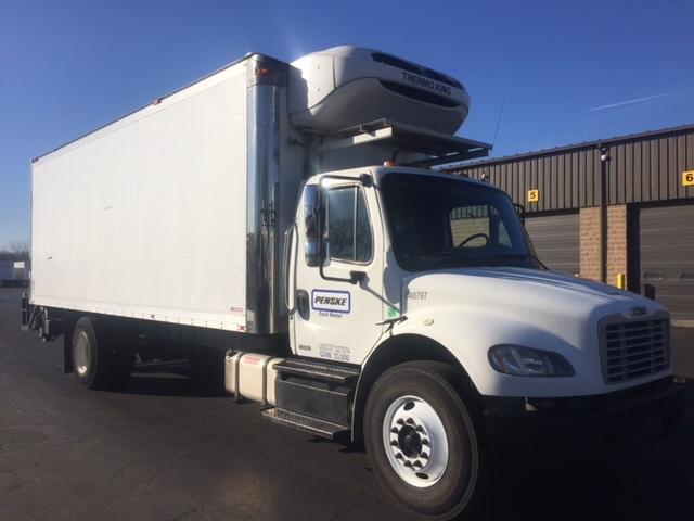 Reefer Truck-Light and Medium Duty Trucks-Freightliner-2012-M2-BENSALEM-PA-199,359 miles-$36,750