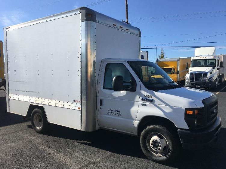 Light Duty Box Truck-Light and Medium Duty Trucks-Ford-2012-E350-ALBUQUERQUE-NM-91,163 miles-$20,000