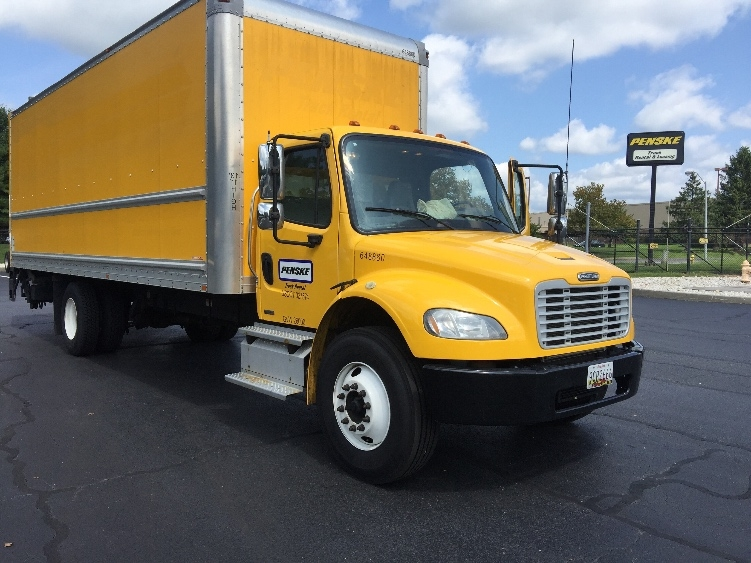 Medium Duty Box Truck-Specialized Equipment-Freightliner-2013-M2-BALTIMORE-MD-86,796 miles-$47,750
