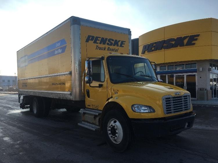 Medium Duty Box Truck-Light and Medium Duty Trucks-Freightliner-2013-M2-HOPKINSVILLE-KY-210,072 miles-$36,500