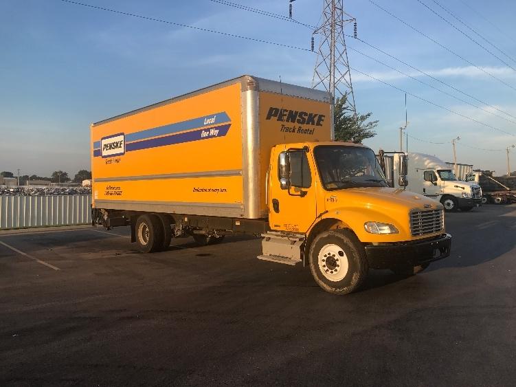 Medium Duty Box Truck-Light and Medium Duty Trucks-Freightliner-2013-M2-OKLAHOMA CITY-OK-196,644 miles-$34,750