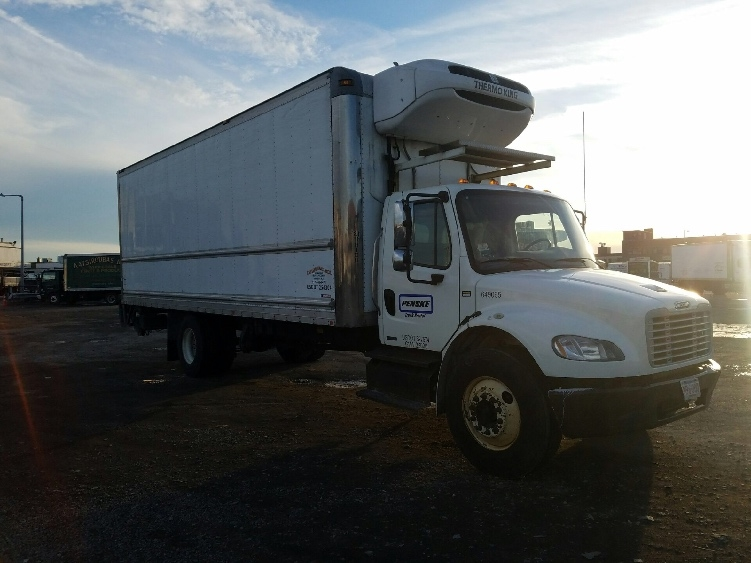 Reefer Truck-Light and Medium Duty Trucks-Freightliner-2013-M2-MEDFORD-MA-208,670 miles-$36,500