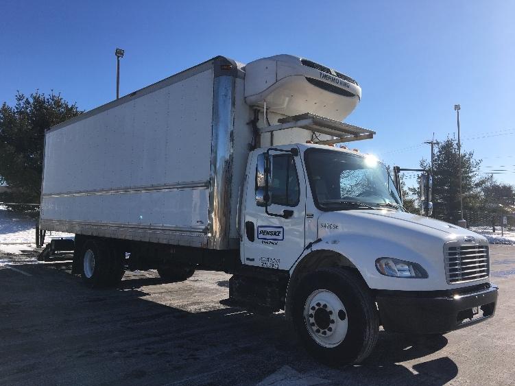 Reefer Truck-Light and Medium Duty Trucks-Freightliner-2013-M2-BETHLEHEM-PA-183,489 miles-$45,750