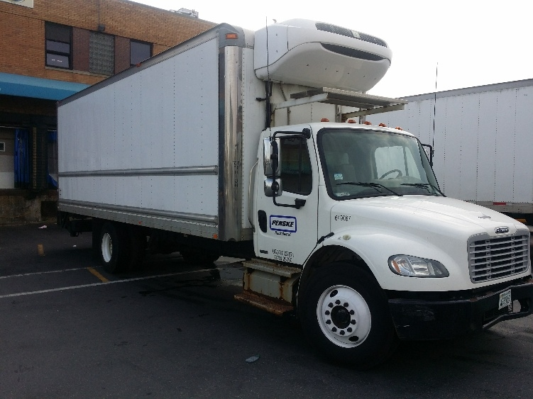 Reefer Truck-Light and Medium Duty Trucks-Freightliner-2013-M2-LONDONDERRY-NH-103,902 miles-$53,000
