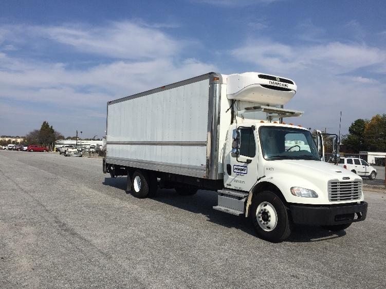 Reefer Truck-Light and Medium Duty Trucks-Freightliner-2013-M2-CHARLOTTE-NC-174,974 miles-$45,250