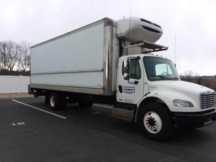 Reefer Truck-Light and Medium Duty Trucks-Freightliner-2013-M2-ZELIENOPLE-PA-296,104 miles-$34,500