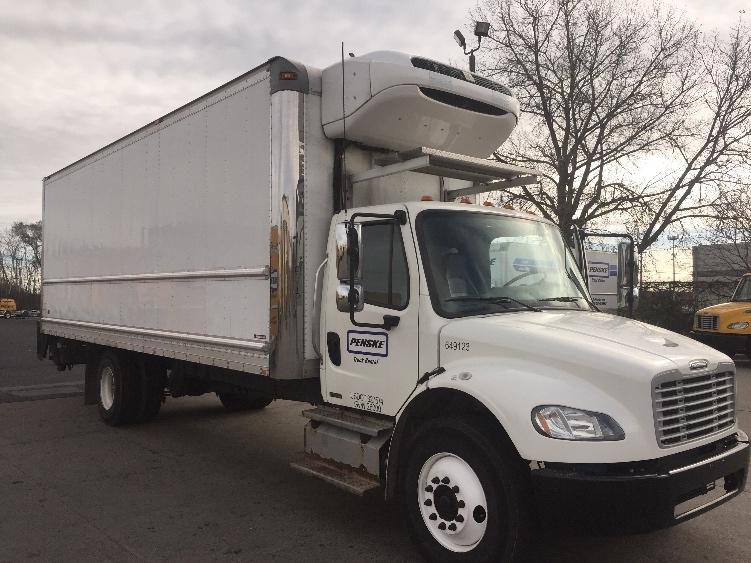 Reefer Truck-Light and Medium Duty Trucks-Freightliner-2013-M2-ROSEVILLE-MN-242,148 miles-$38,500