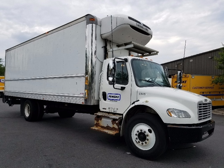 Reefer Truck-Light and Medium Duty Trucks-Freightliner-2013-M2-CAPITOL HEIGHTS-MD-180,010 miles-$51,500