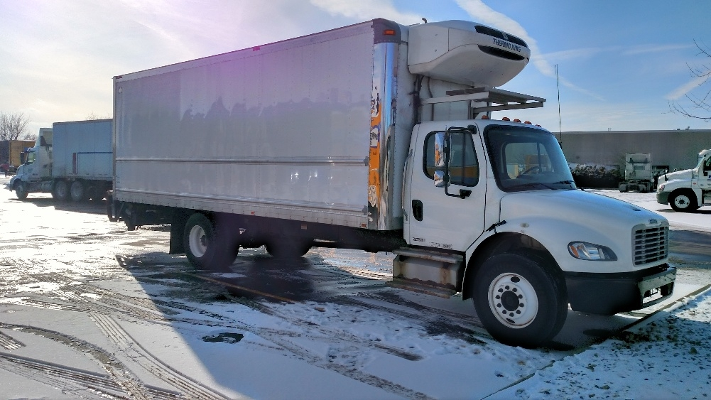 Reefer Truck-Light and Medium Duty Trucks-Freightliner-2013-M2-INDIANAPOLIS-IN-197,112 miles-$45,750