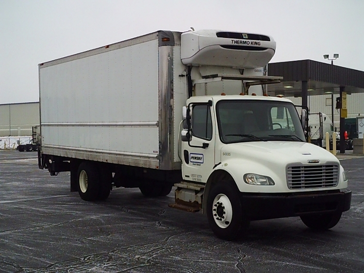 Reefer Truck-Light and Medium Duty Trucks-Freightliner-2013-M2-SOUTH BEND-IN-161,261 miles-$57,000