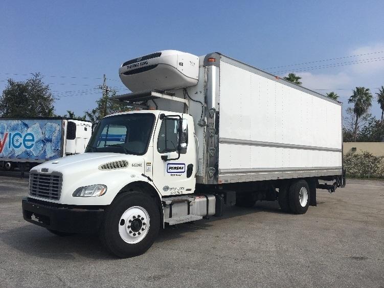 Reefer Truck-Light and Medium Duty Trucks-Freightliner-2013-M2-MIAMI-FL-162,921 miles-$49,250