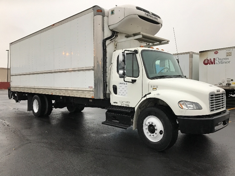 Reefer Truck-Light and Medium Duty Trucks-Freightliner-2013-M2-INDIANAPOLIS-IN-207,461 miles-$45,500