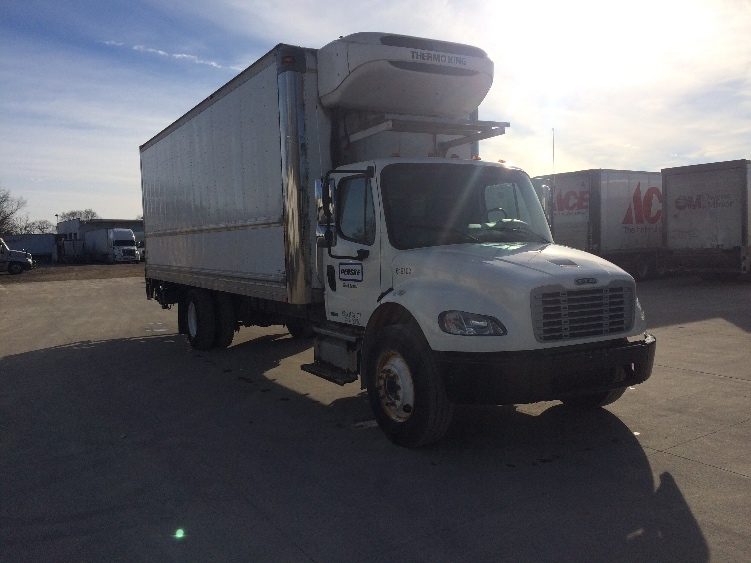 Reefer Truck-Light and Medium Duty Trucks-Freightliner-2013-M2-DES MOINES-IA-266,995 miles-$38,000