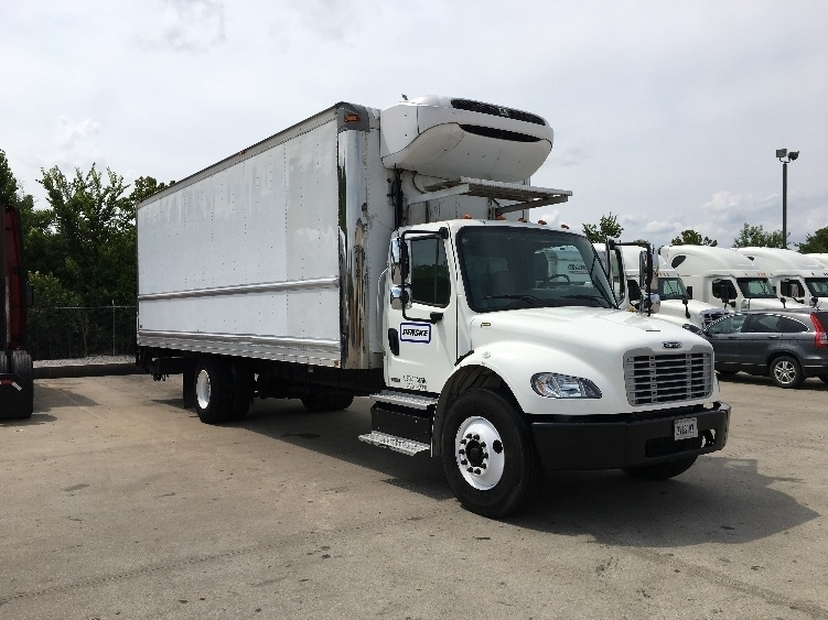 Reefer Truck-Light and Medium Duty Trucks-Freightliner-2013-M2-ATLANTA-GA-214,550 miles-$45,750