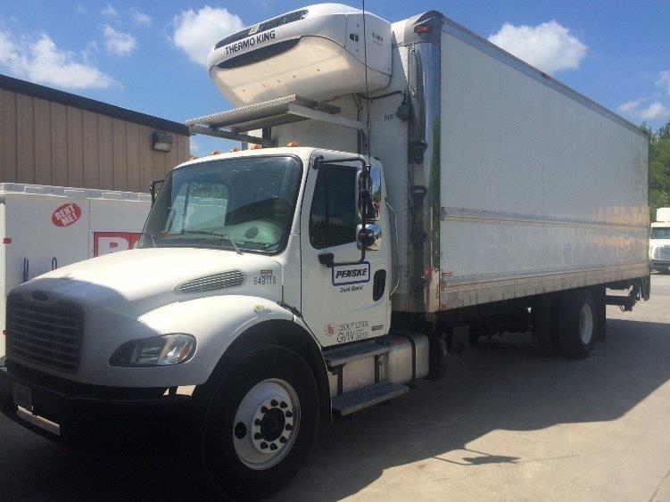 Reefer Truck-Light and Medium Duty Trucks-Freightliner-2013-M2-FOREST PARK-GA-198,497 miles-$47,250