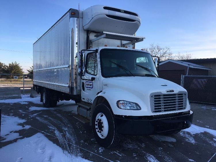 Reefer Truck-Light and Medium Duty Trucks-Freightliner-2013-M2-BROOKLYN PARK-MN-182,125 miles-$44,500