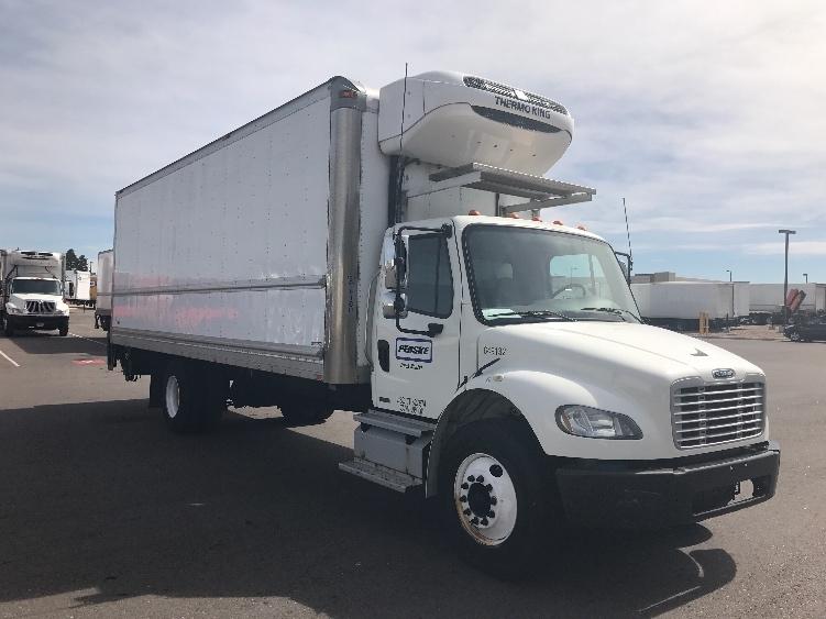 Reefer Truck-Light and Medium Duty Trucks-Freightliner-2013-M2-DENVER-CO-161,195 miles-$56,750