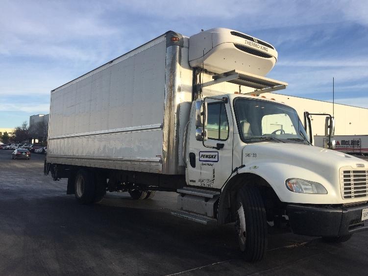 Reefer Truck-Light and Medium Duty Trucks-Freightliner-2013-M2-AURORA-CO-240,393 miles-$41,000