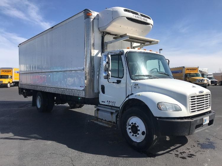 Reefer Truck-Light and Medium Duty Trucks-Freightliner-2013-M2-COLORADO SPRINGS-CO-234,213 miles-$34,500