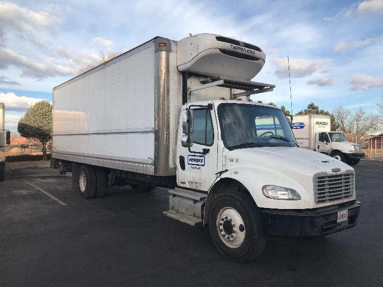 Reefer Truck-Light and Medium Duty Trucks-Freightliner-2013-M2-DENVER-CO-131,493 miles-$58,000