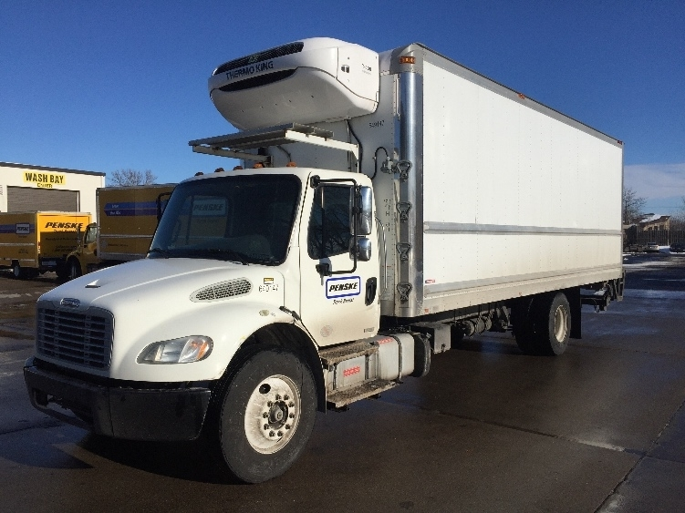 Reefer Truck-Light and Medium Duty Trucks-Freightliner-2013-M2-ROSEVILLE-MN-234,686 miles-$41,750