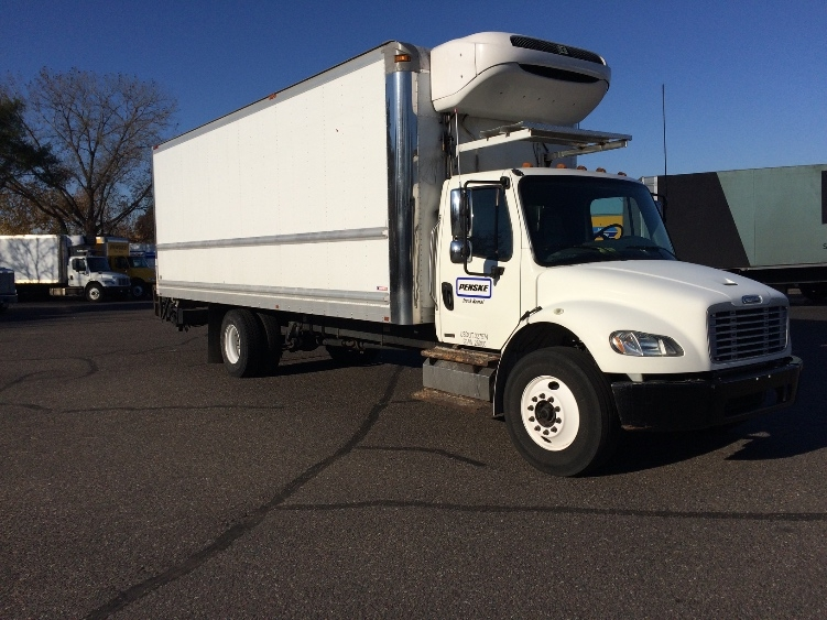 Reefer Truck-Light and Medium Duty Trucks-Freightliner-2013-M2-EAGAN-MN-235,611 miles-$41,000