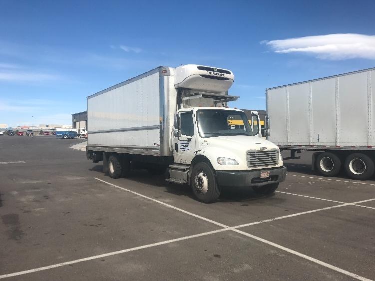 Reefer Truck-Light and Medium Duty Trucks-Freightliner-2013-M2-DENVER-CO-154,969 miles-$57,000