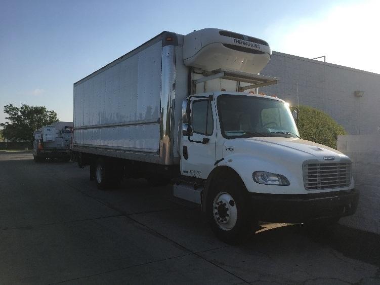 Reefer Truck-Light and Medium Duty Trucks-Freightliner-2013-M2-WICHITA-KS-188,500 miles-$50,250