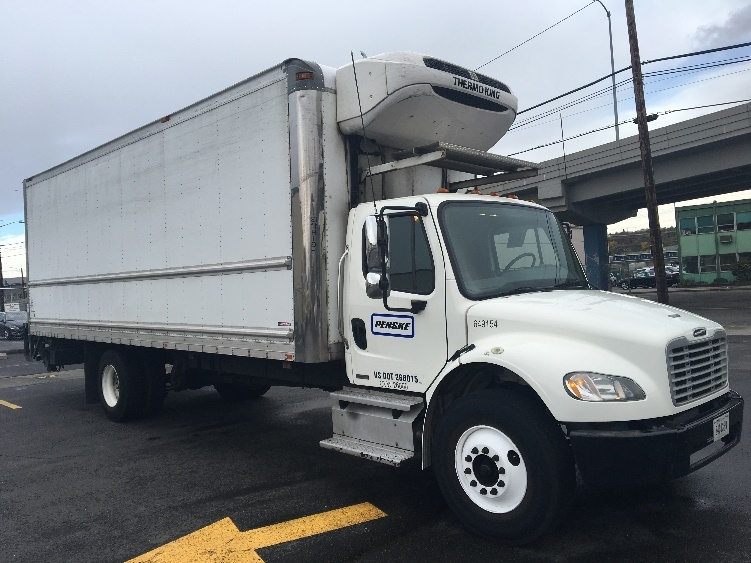 Reefer Truck-Light and Medium Duty Trucks-Freightliner-2013-M2-KENT-WA-139,318 miles-$56,000