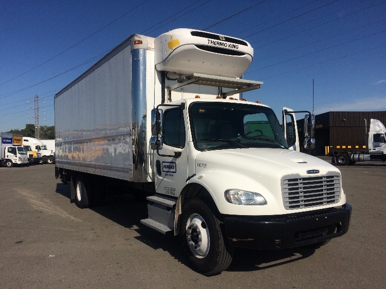 Reefer Truck-Light and Medium Duty Trucks-Freightliner-2013-M2-PORTLAND-OR-98,030 miles-$62,250