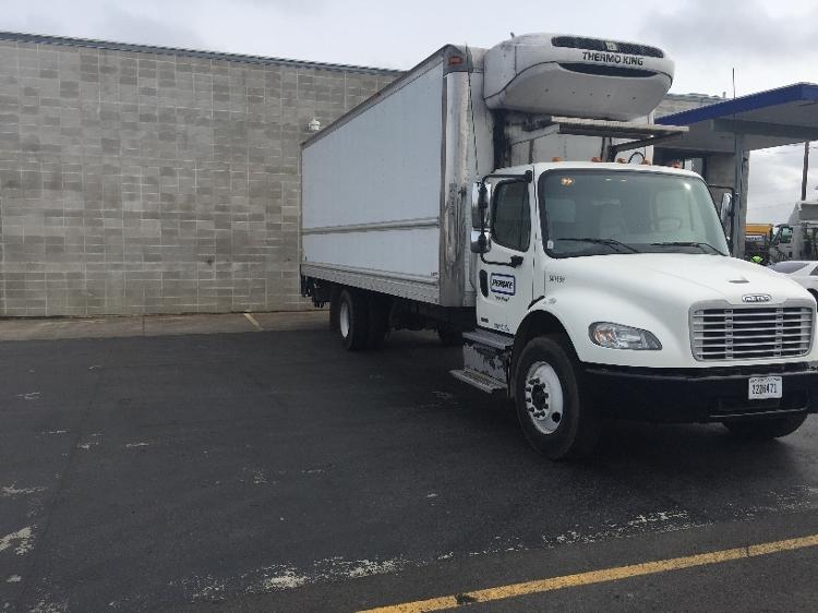Reefer Truck-Light and Medium Duty Trucks-Freightliner-2013-M2-SPRINGFIELD-OR-110,348 miles-$59,750