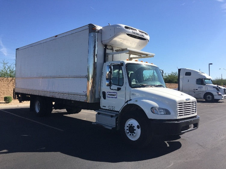 Reefer Truck-Light and Medium Duty Trucks-Freightliner-2013-M2-PHOENIX-AZ-159,928 miles-$54,000