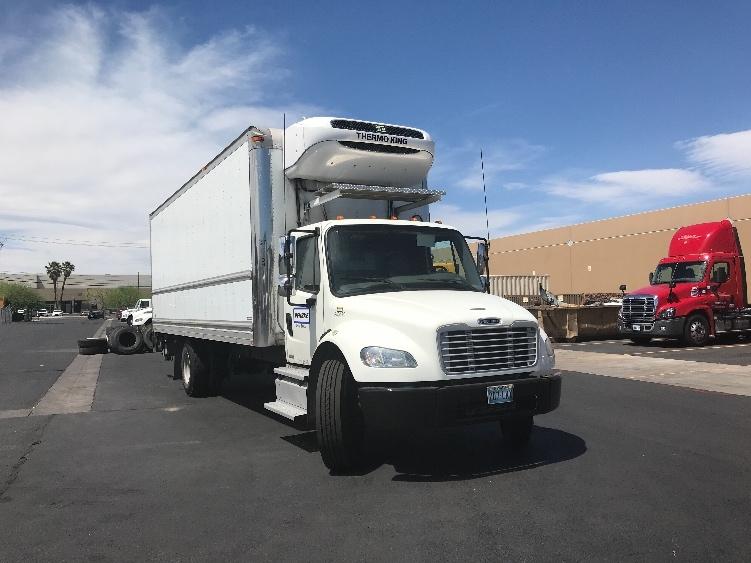 Reefer Truck-Light and Medium Duty Trucks-Freightliner-2013-M2-LAS VEGAS-NV-45,979 miles-$55,750