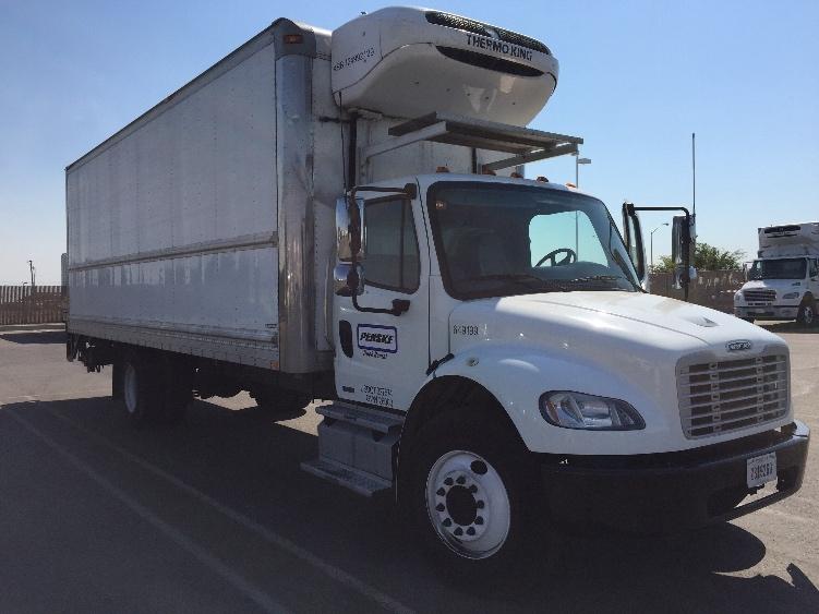 Reefer Truck-Light and Medium Duty Trucks-Freightliner-2013-M2-SPARKS-NV-126,085 miles-$58,250