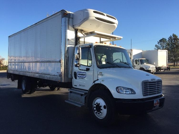 Reefer Truck-Light and Medium Duty Trucks-Freightliner-2013-M2-WEST VALLEY CITY-UT-103,417 miles-$59,750