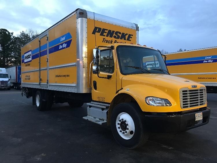 Medium Duty Box Truck-Light and Medium Duty Trucks-Freightliner-2013-M2-SANDSTON-VA-142,610 miles-$43,750