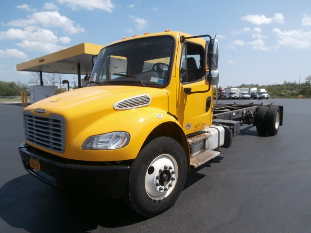 Cab and Chassis Truck-Light and Medium Duty Trucks-Freightliner-2013-M2-WEST BABYLON-NY-108,950 miles-$45,000
