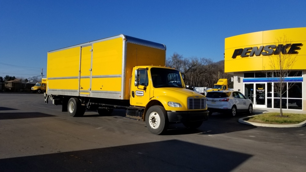 Medium Duty Box Truck-Light and Medium Duty Trucks-Freightliner-2013-M2-PITTSBURGH-PA-132,249 miles-$38,250