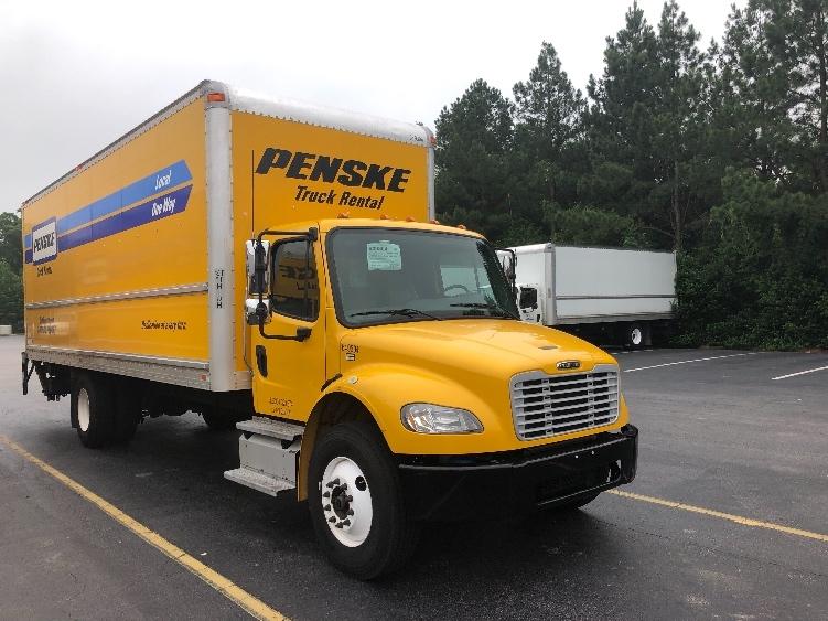 Medium Duty Box Truck-Light and Medium Duty Trucks-Freightliner-2013-M2-MEBANE-NC-165,927 miles-$42,500