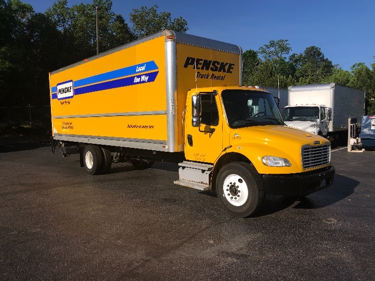 Medium Duty Box Truck-Light and Medium Duty Trucks-Freightliner-2013-M2-MEBANE-NC-222,591 miles-$37,500