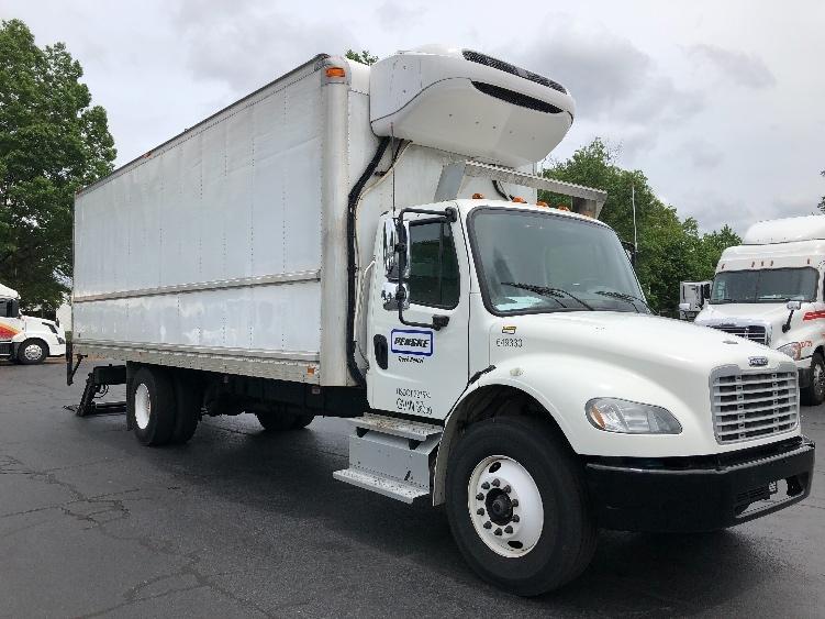Reefer Truck-Light and Medium Duty Trucks-Freightliner-2013-M2-MADISON-AL-248,553 miles-$32,000