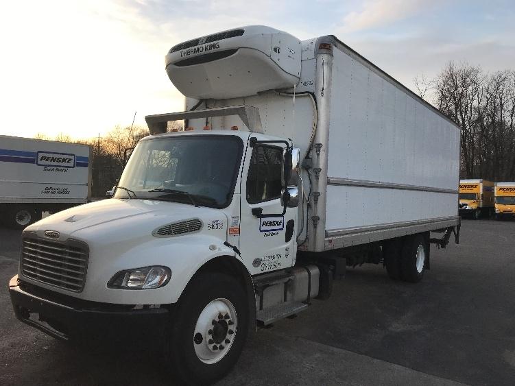 Reefer Truck-Light and Medium Duty Trucks-Freightliner-2013-M2-SALEM-VA-220,093 miles-$33,500