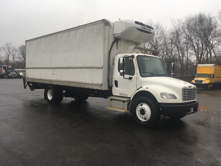 Reefer Truck-Light and Medium Duty Trucks-Freightliner-2013-M2-SALEM-VA-336,605 miles-$27,500