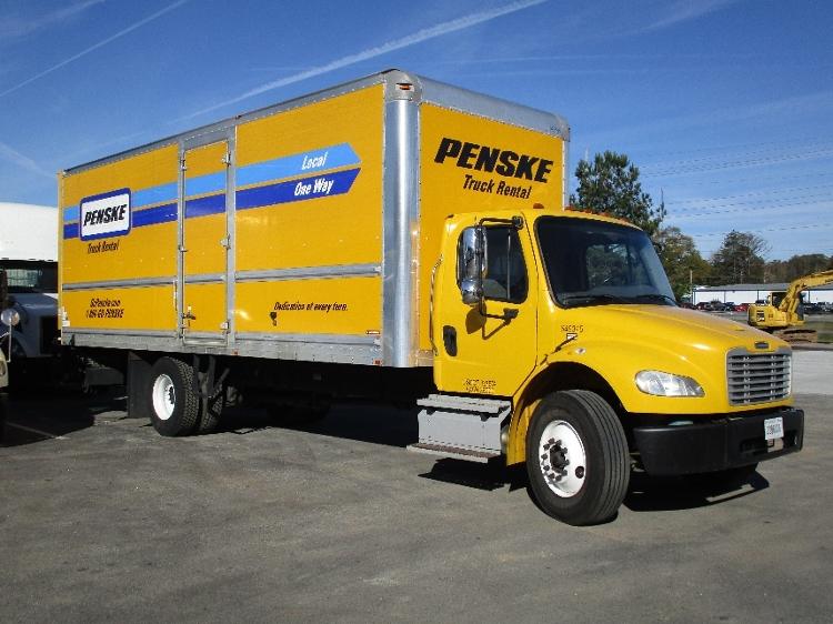 Medium Duty Box Truck-Light and Medium Duty Trucks-Freightliner-2013-M2-HOMEWOOD-AL-205,619 miles-$36,750
