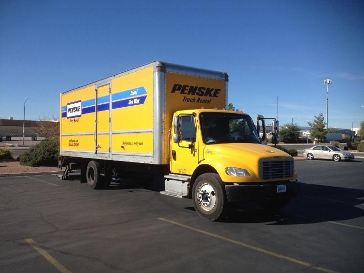 Medium Duty Box Truck-Light and Medium Duty Trucks-Freightliner-2013-M2-LAS VEGAS-NV-140,117 miles-$50,250