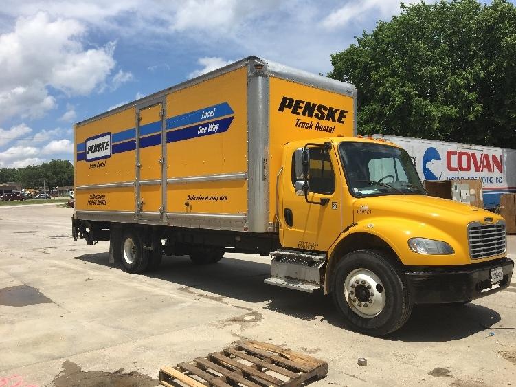 Medium Duty Box Truck-Light and Medium Duty Trucks-Freightliner-2013-M2-LENEXA-KS-190,769 miles-$42,250