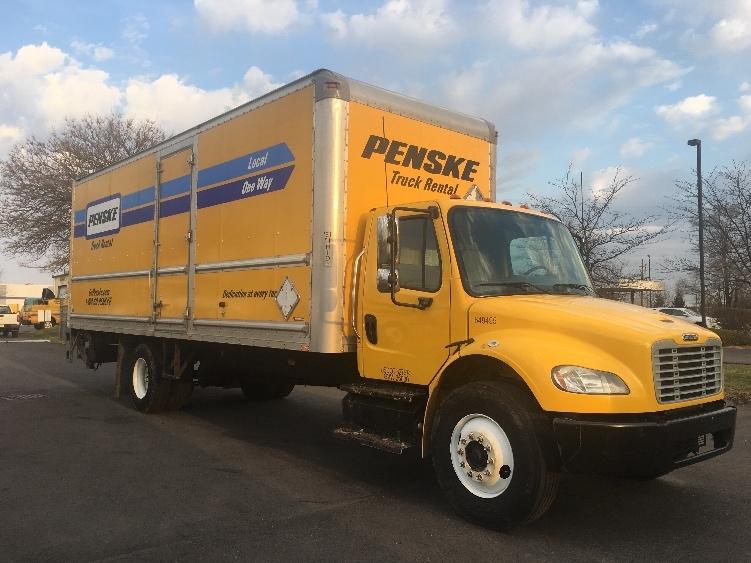 Medium Duty Box Truck-Light and Medium Duty Trucks-Freightliner-2013-M2-INDIANAPOLIS-IN-197,798 miles-$37,750