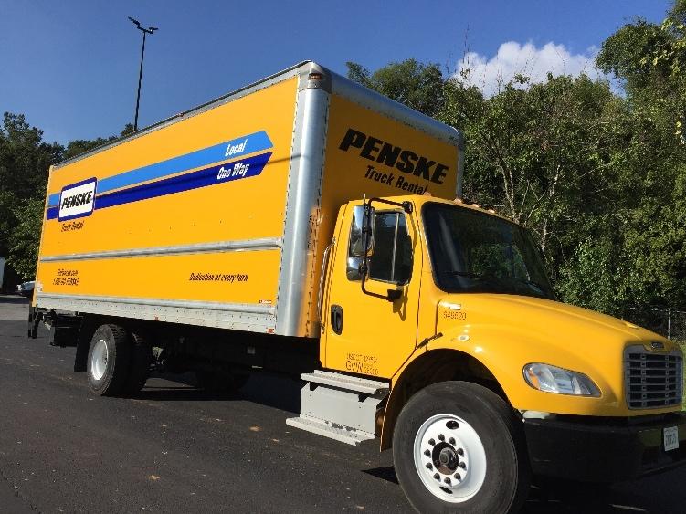 Medium Duty Box Truck-Light and Medium Duty Trucks-Freightliner-2013-M2-ALBUQUERQUE-NM-207,832 miles-$38,750
