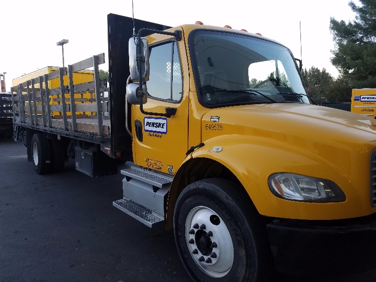 Flatbed Truck-Light and Medium Duty Trucks-Freightliner-2013-M2-TORRANCE-CA-104,363 miles-$51,000